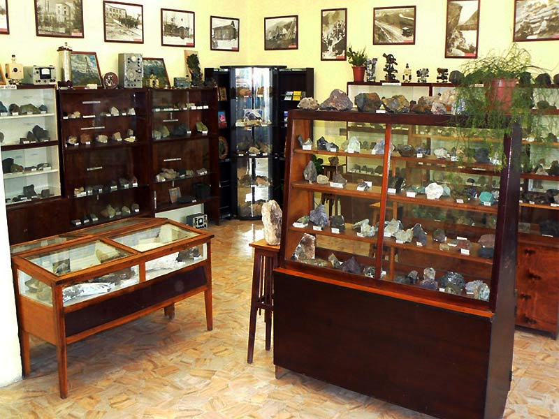 Музей камня(село Майма)