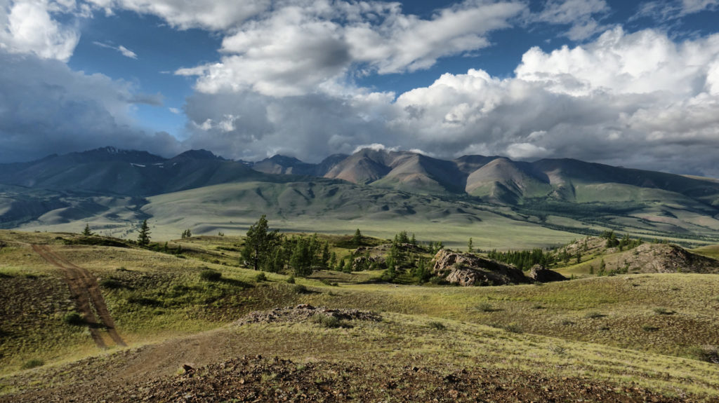 Перевалка Кызыл-Таш
