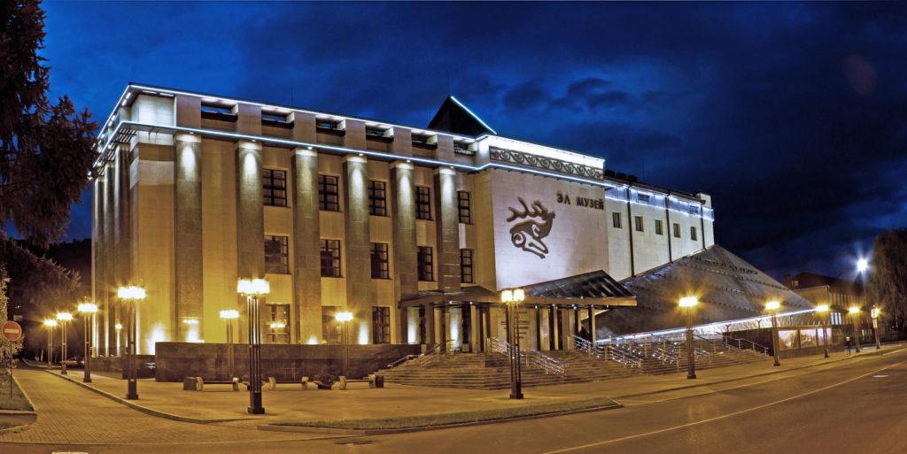 Музей Анохина Горно-Алтайск