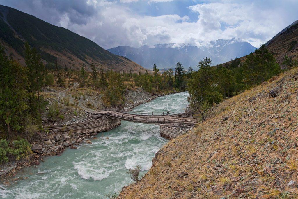 Река Аргут Алтай
