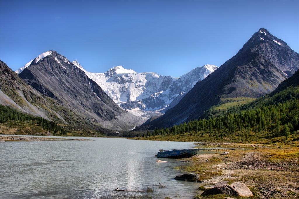 Белуха гора