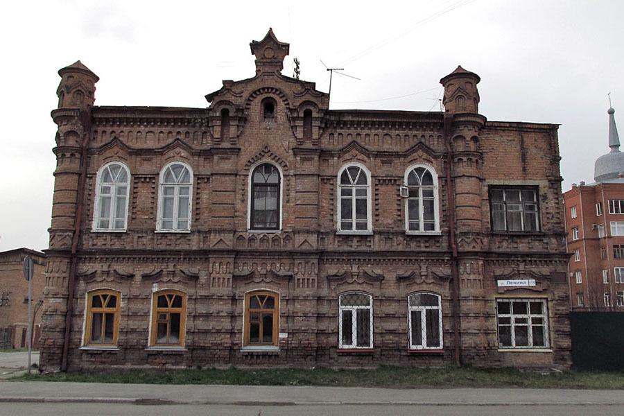 Бийский краеведческий музей Бианки