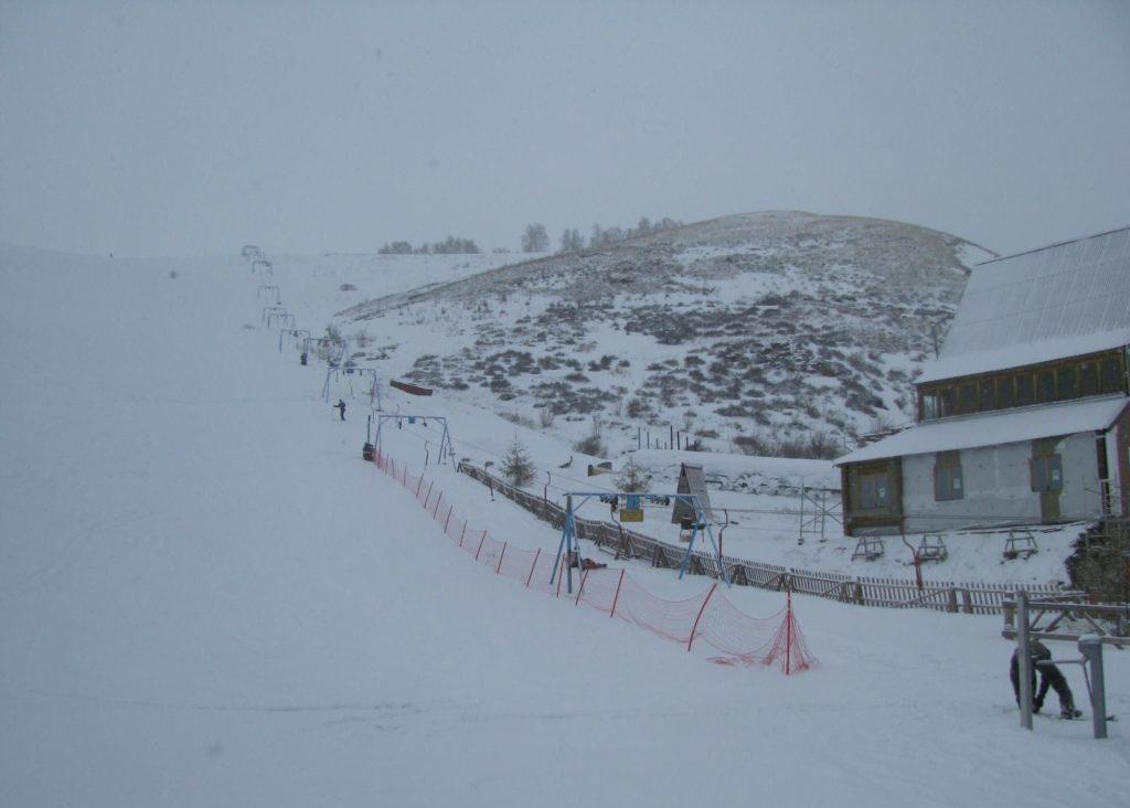 Гора Веселая Алтай