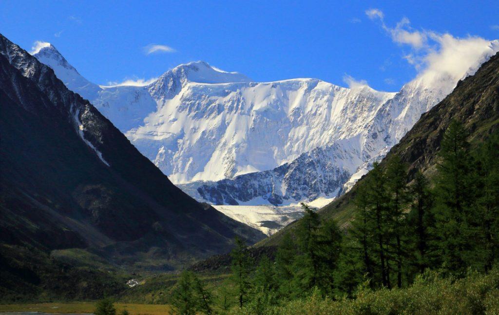 Катунский хребет Алтай