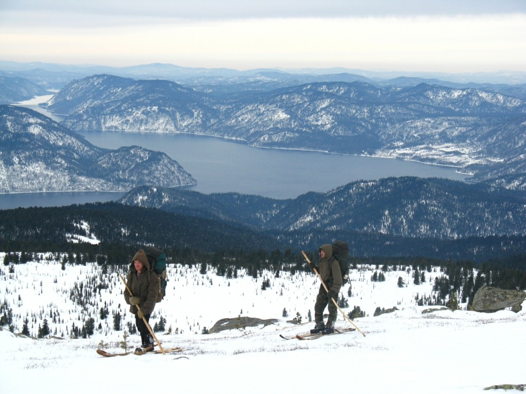 Охота Зимой Алтай
