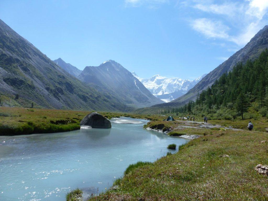 Парк Белуха Алтай