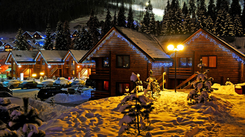 Рождество в Беловодье