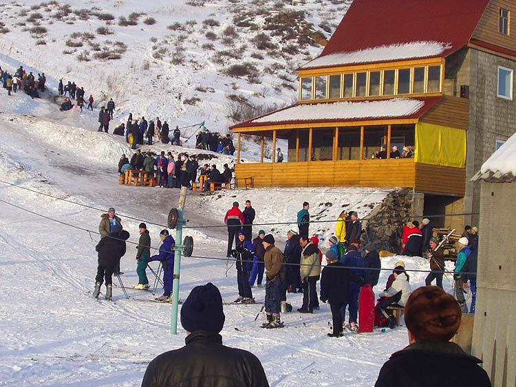 Гора Тугая Алтай