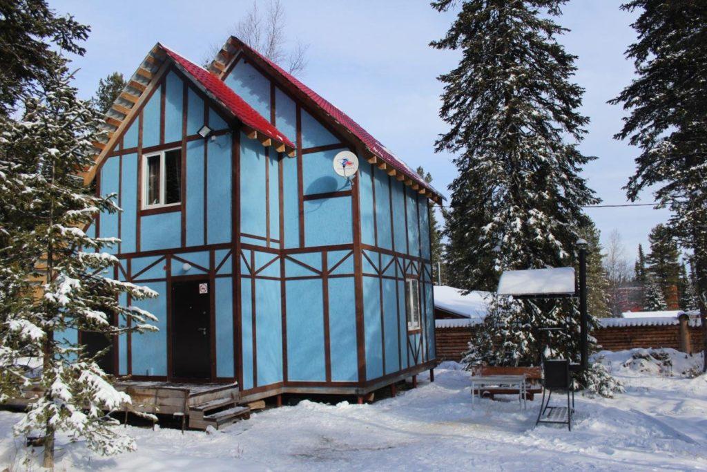 Заповедный лес - гостевой дом в Шерегеше