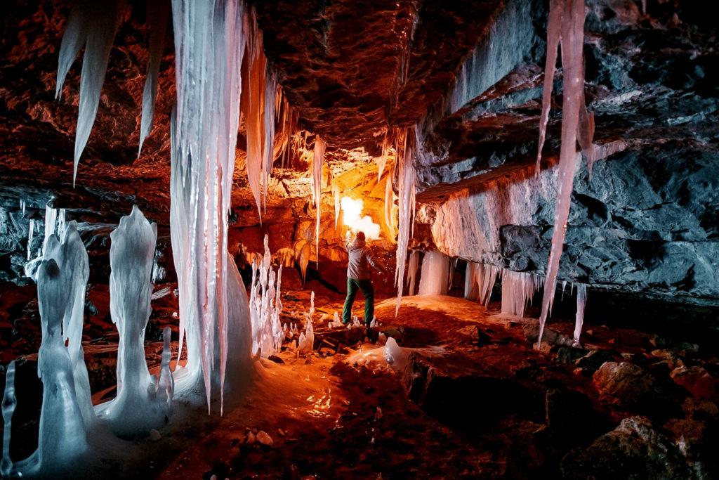Азасская пещера Шерегеш
