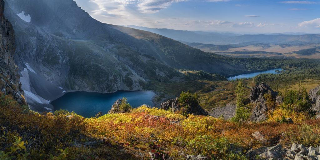Озера Красной горы