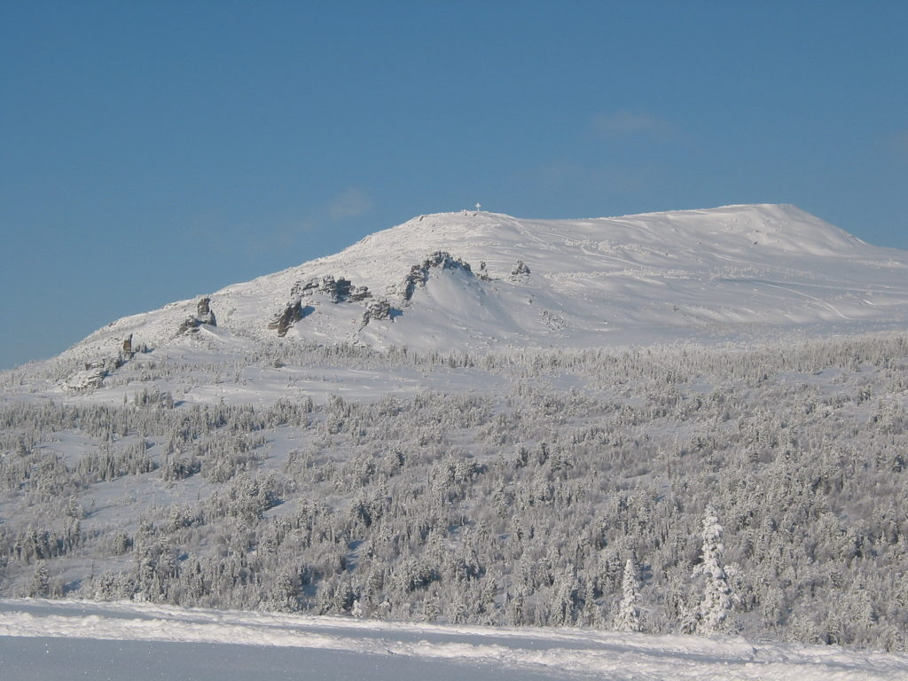 Гора Курган
