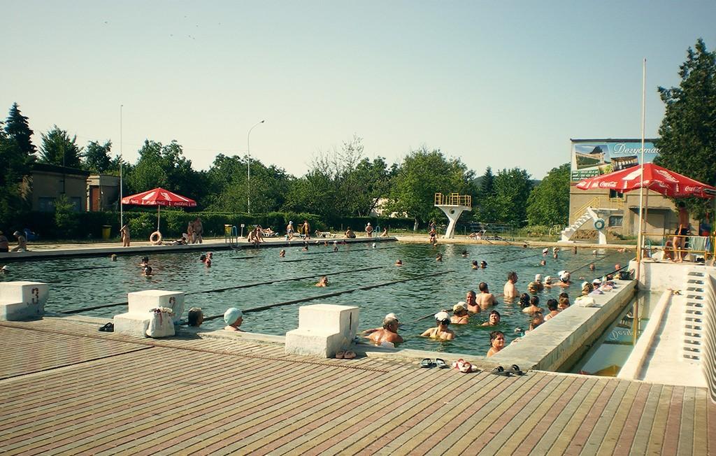 Закарпатье бассейн