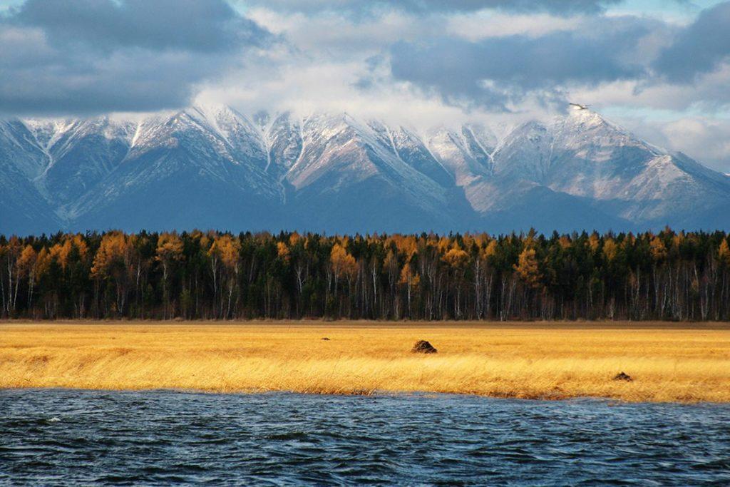 Байкал горы