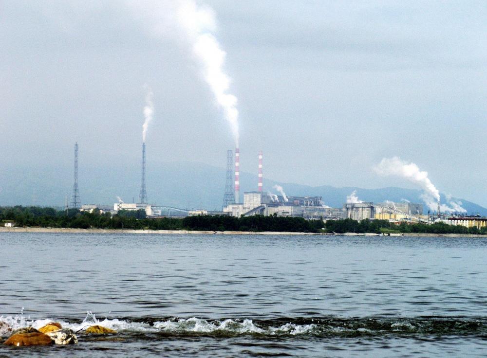 Загрязнение Байкала