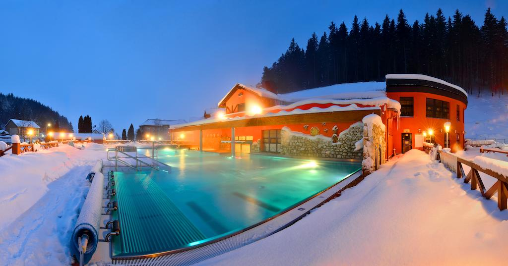 Лучки курорт Словакии