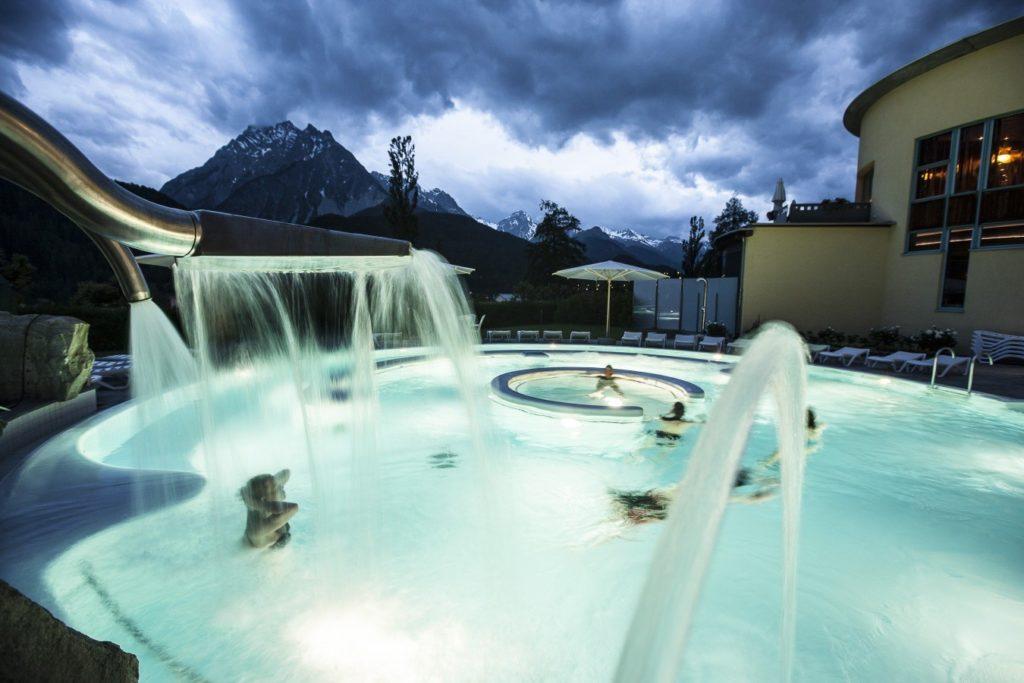 Термы Скуоль Швейцария