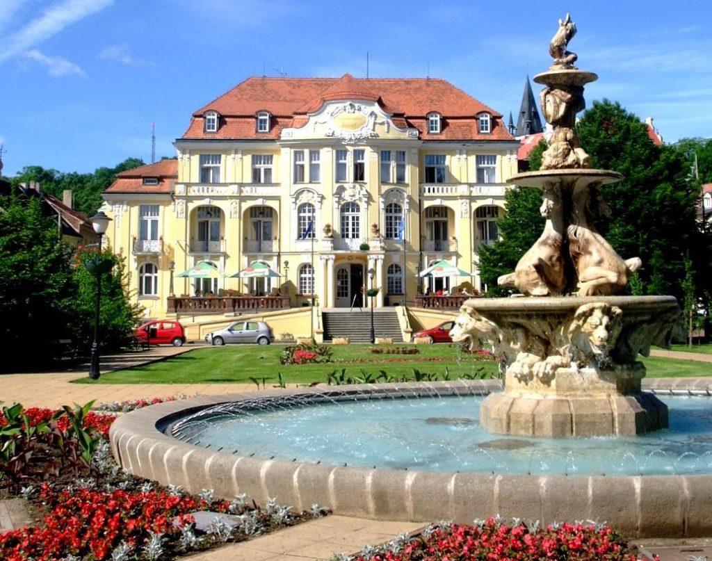 Теплице Чехия