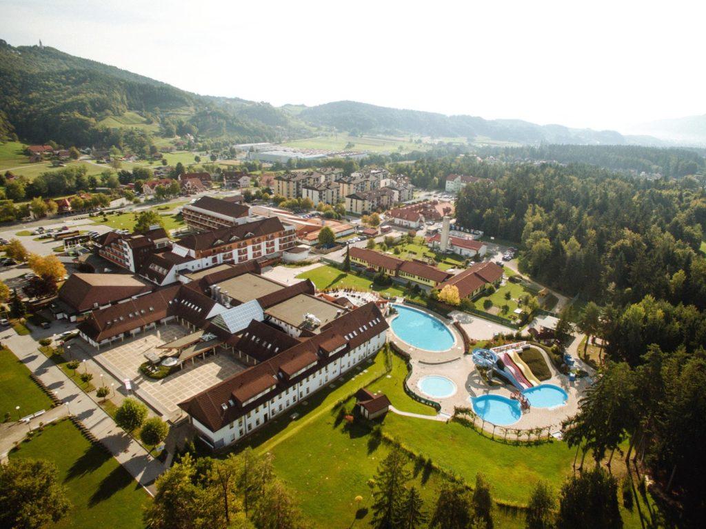 Терме Зрече Словения