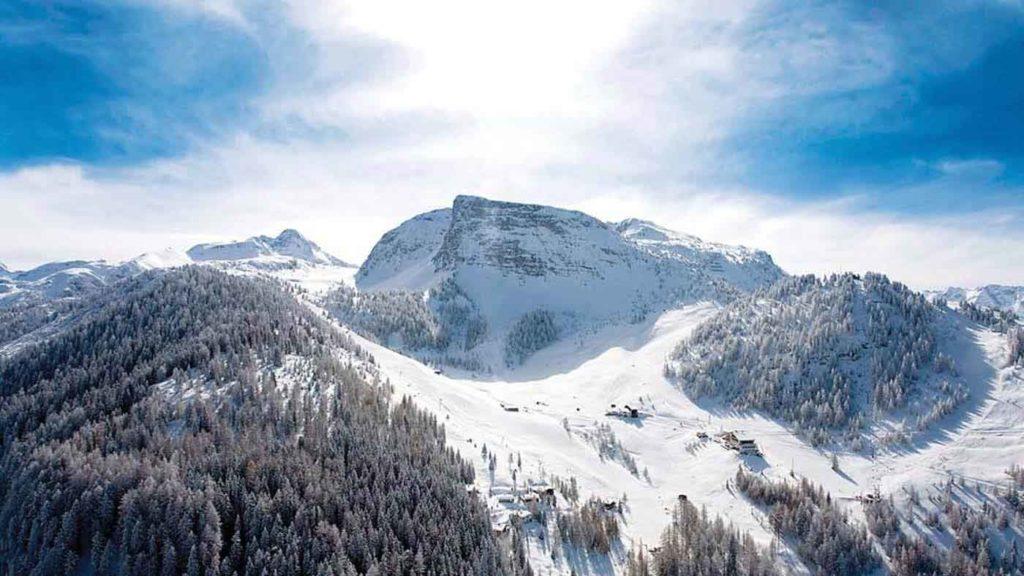 Циллерталя горно-лыжный комплекс