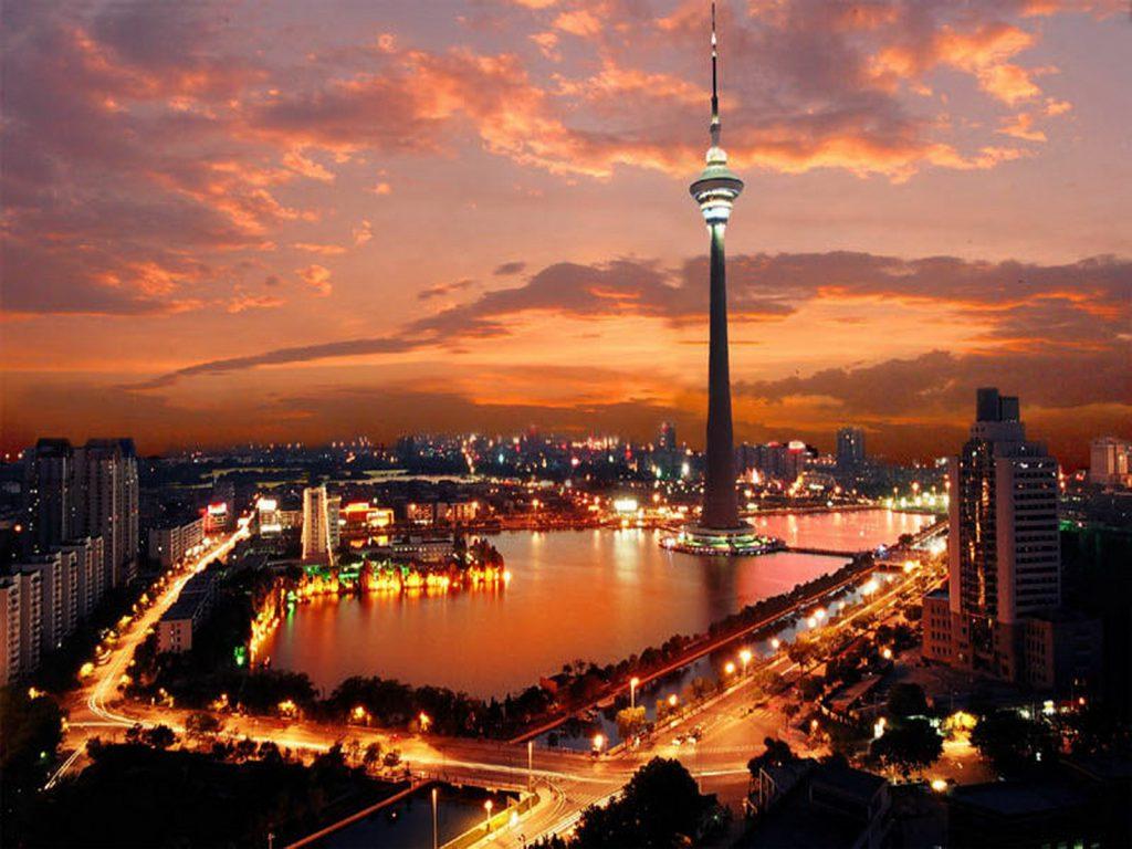Город Тяньцзинь