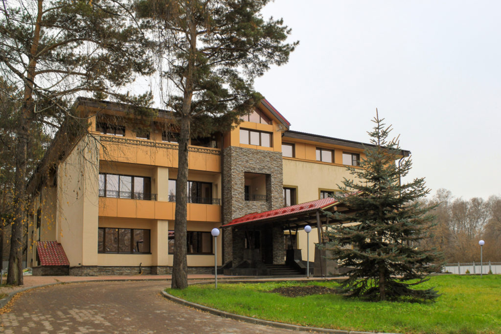 Сосновый бор Новосибирск