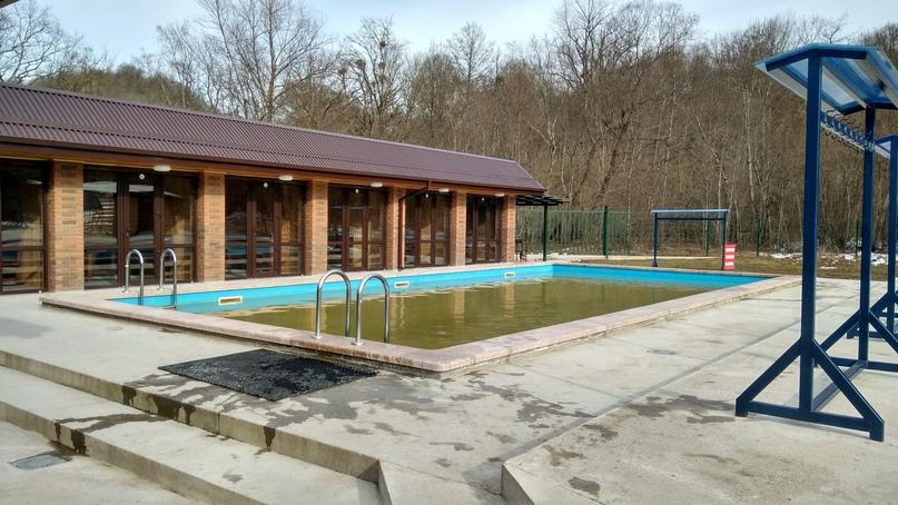 H2O бассейн