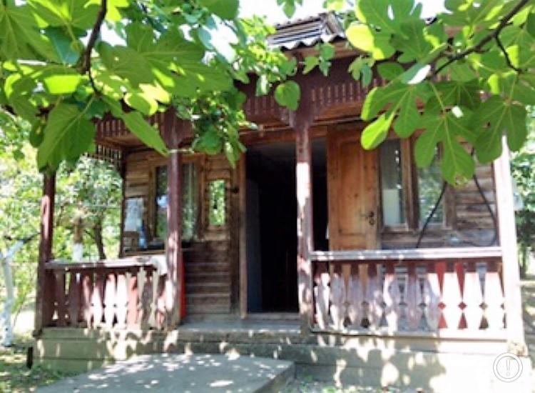 Домик на Бабушской