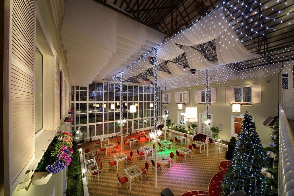 Парк-отель Домодедово банкетный зал