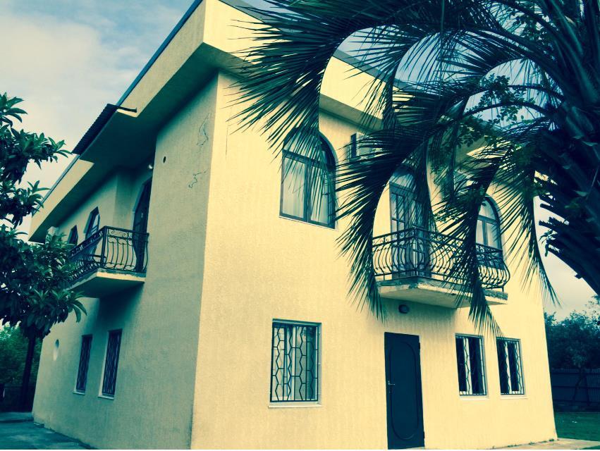 Дом отдыха «Эвкалипт» в Кындыге