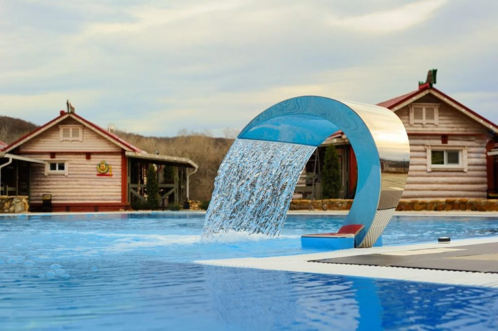 Кремниевые термы бассейн