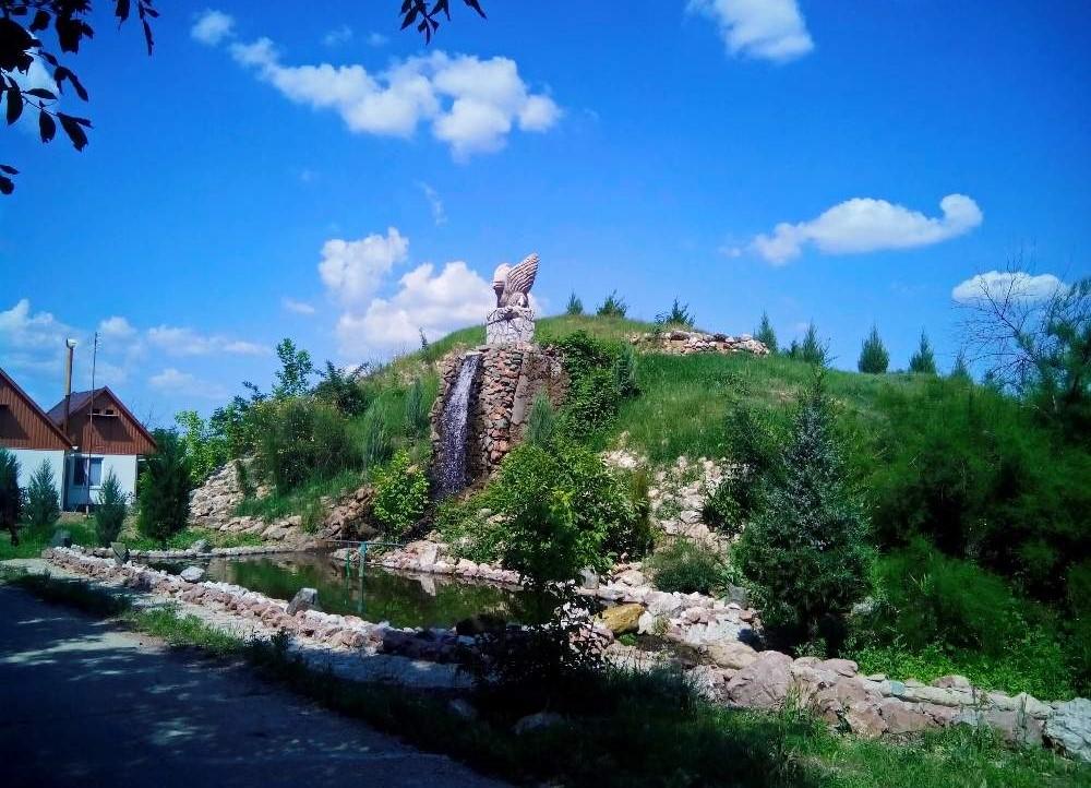 Село Пятихатка Крым