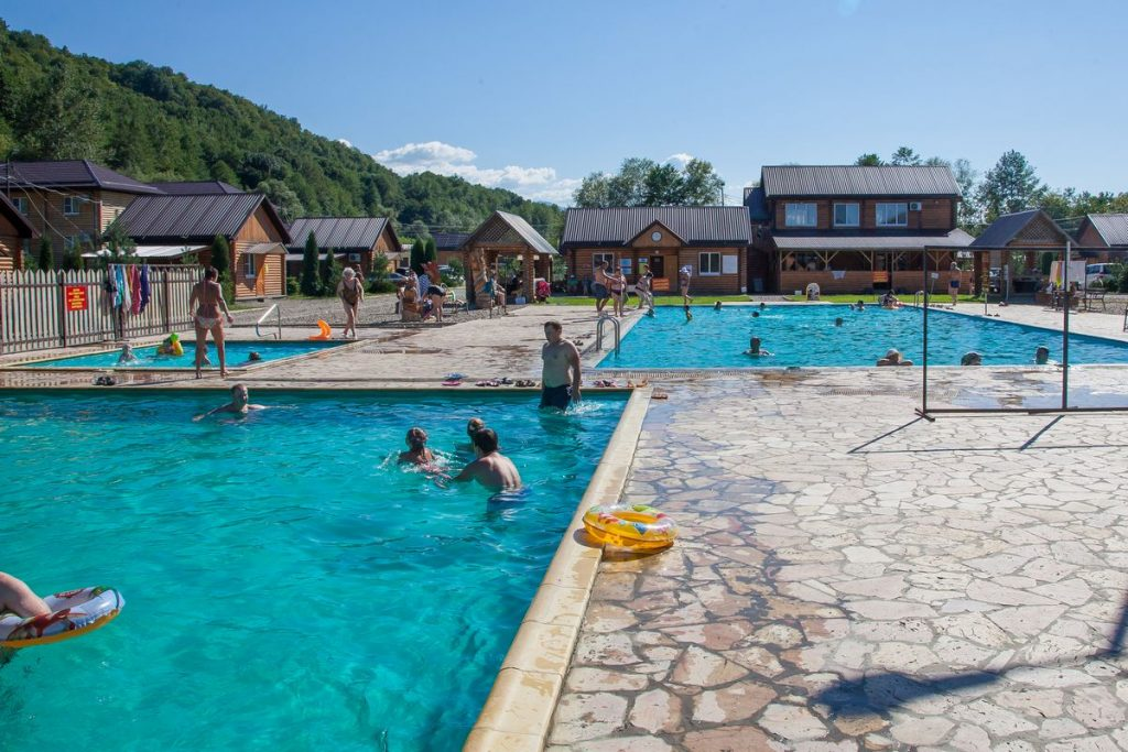 Водолей Гуамка бассейн