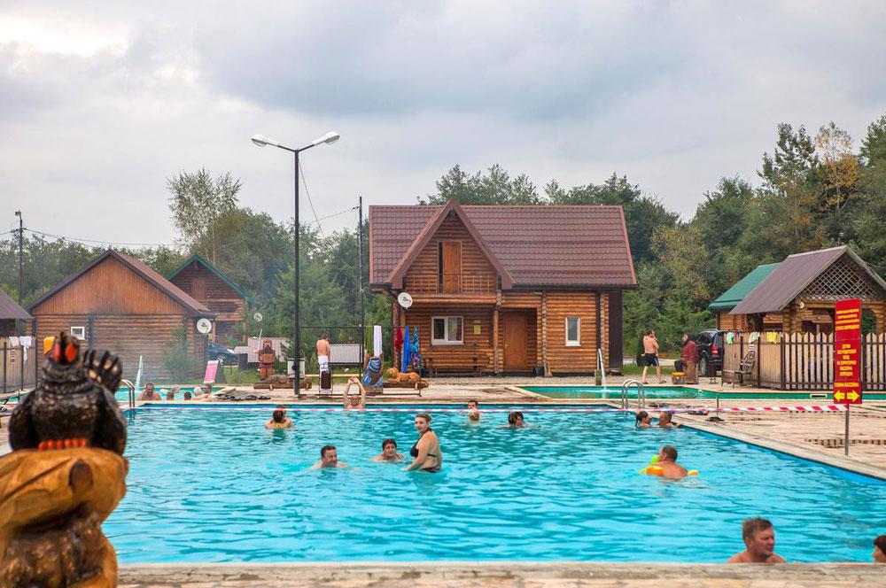 Туристическая база «Водолей бассейн