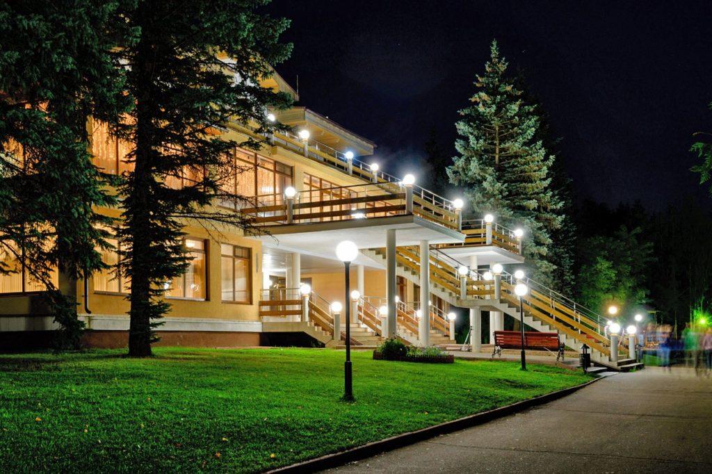 Яхонты-Ногинск отель