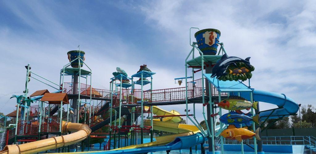 Азовский парк Крым