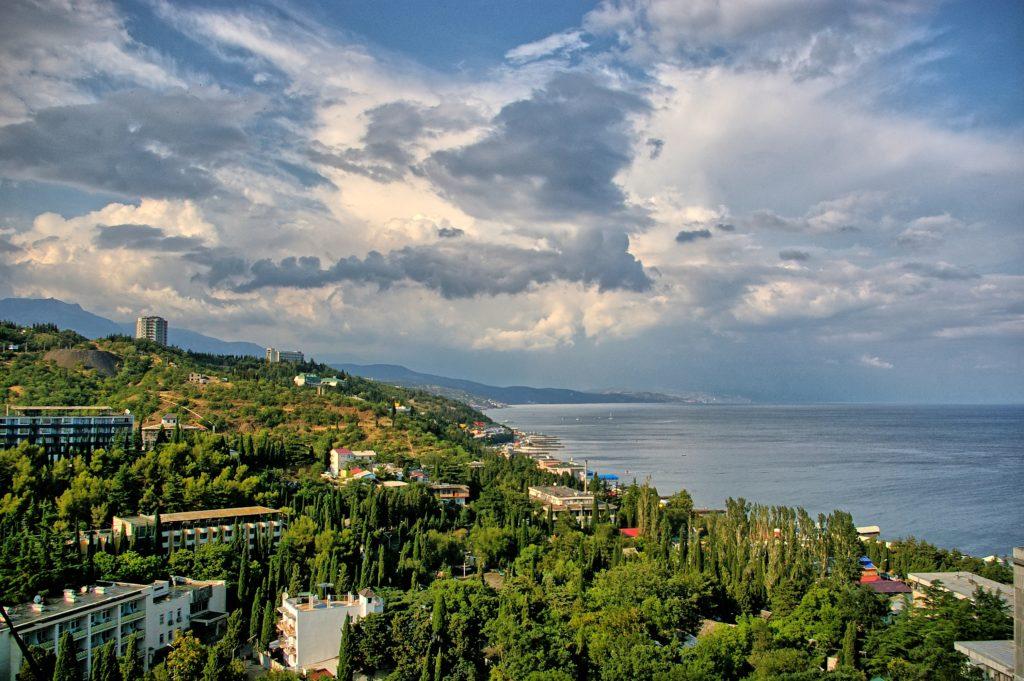Большая Алушта Крым