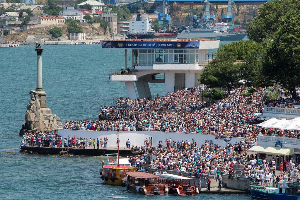 Всё про Крым - численность населения