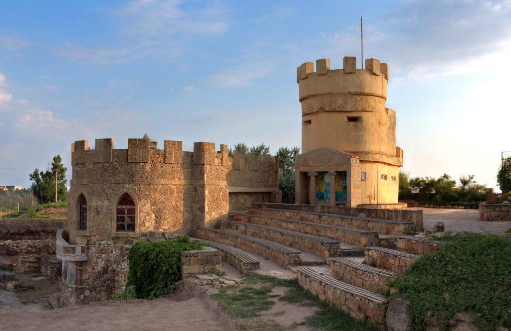 Крепость Кара-Тобе