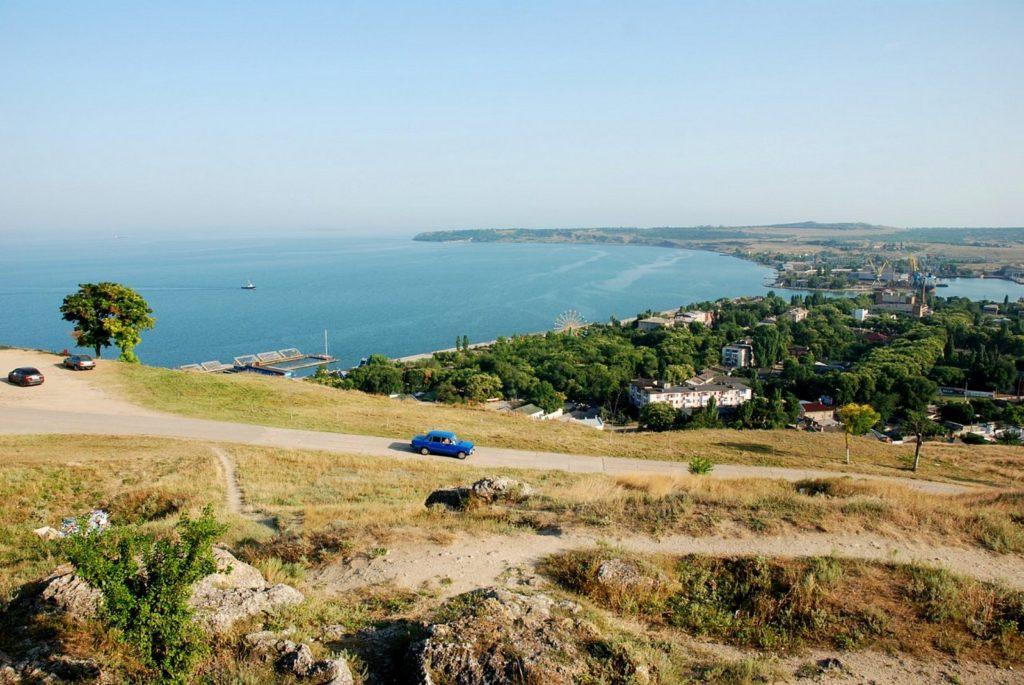 Восточный берег Крыма