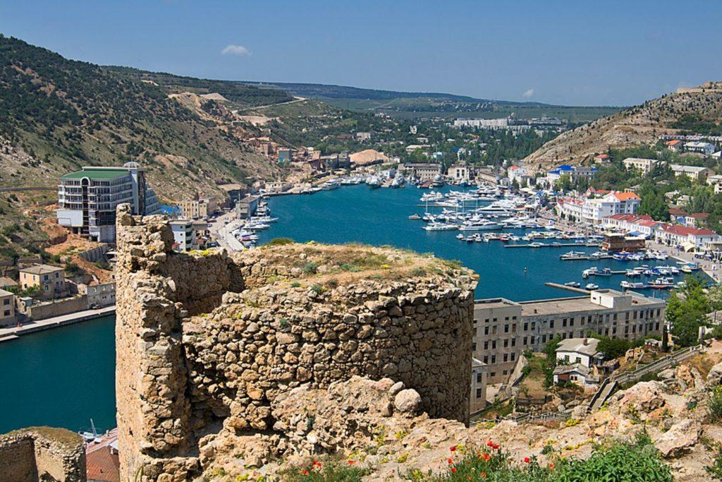 Крым полуостров