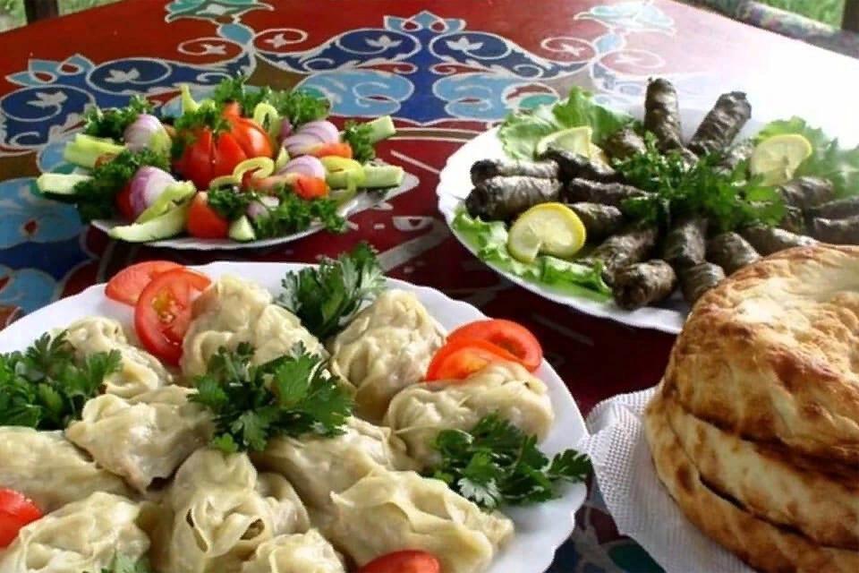 Кухня Бахчисарая