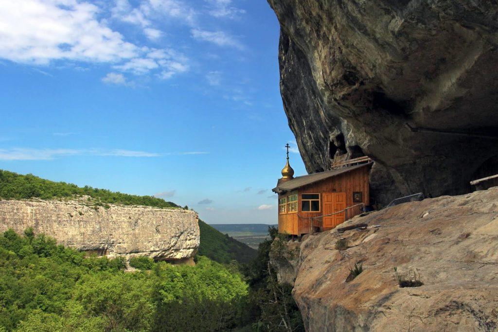 Монастырь Святого Федора