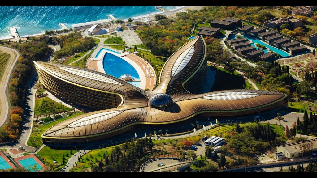 Отель Мрия Крым