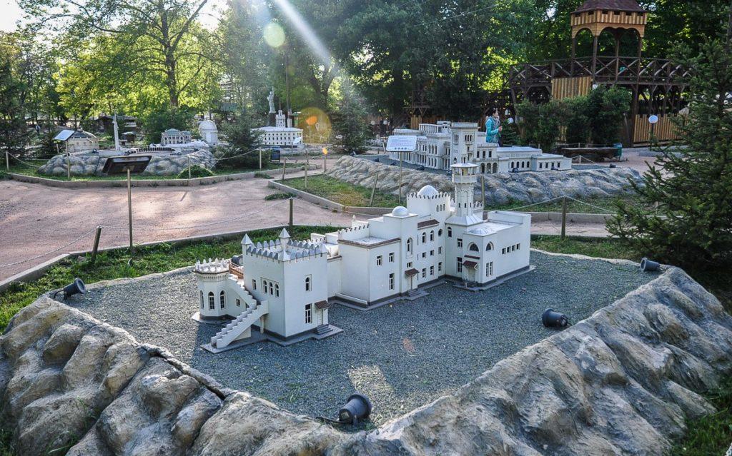 Парк в Бахчисарае