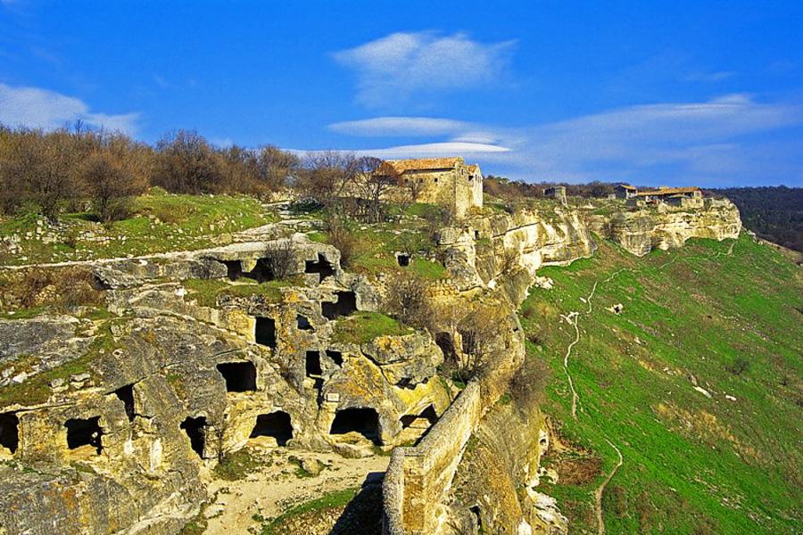 Пещерный город Крым