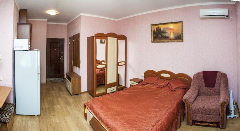Отель Роза Крым