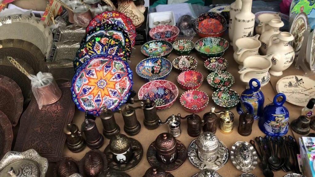 Сувениры Бахчисарай