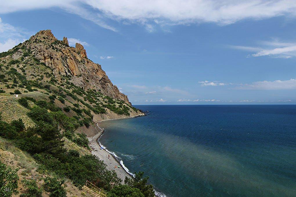 Восточное побережье Крыма