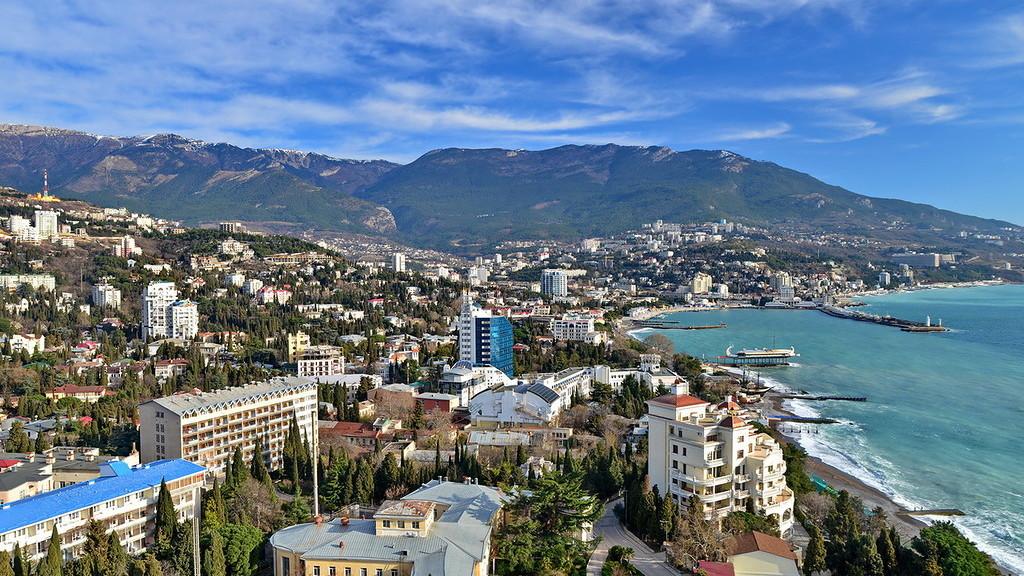Ялта Крым